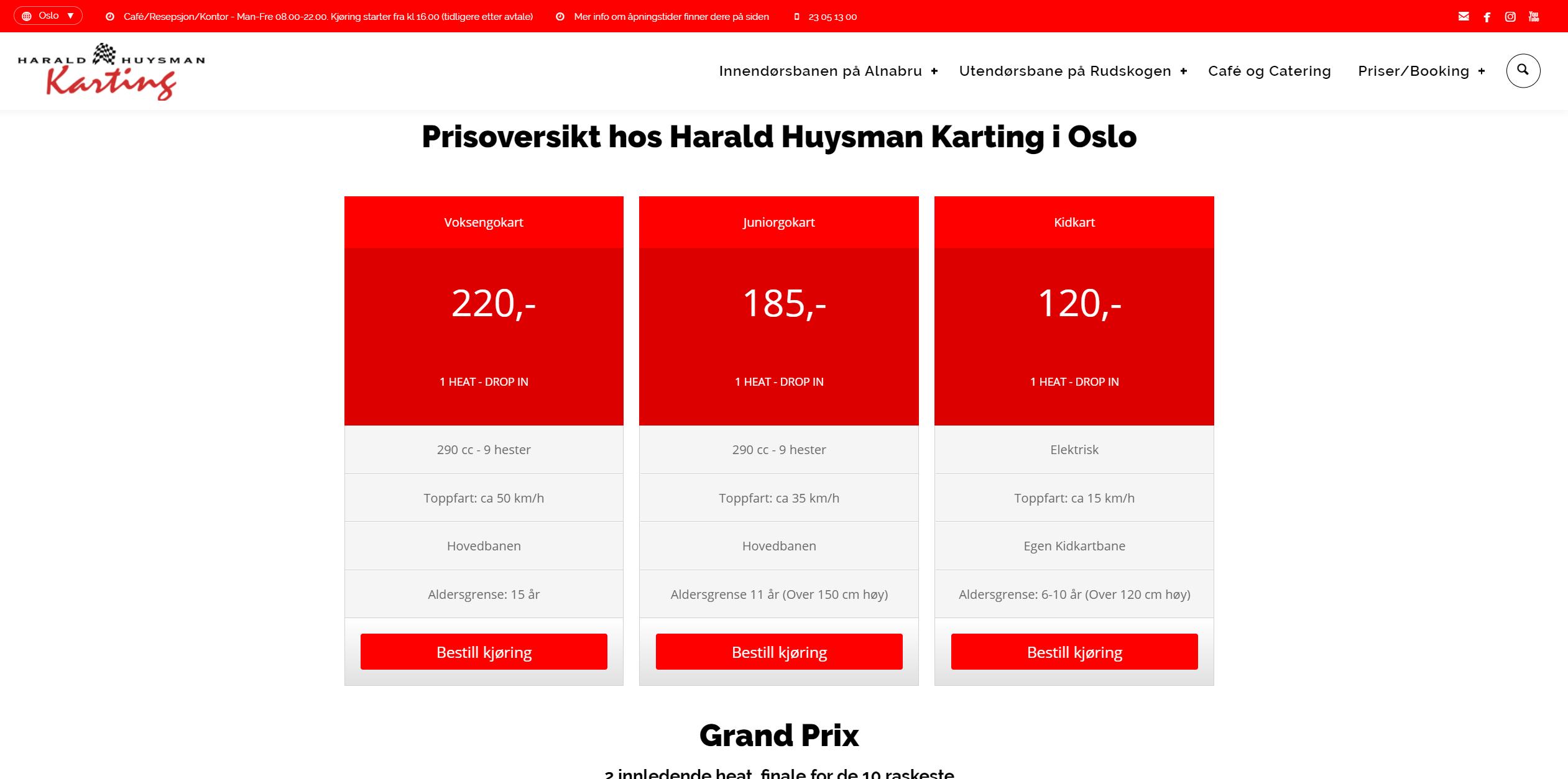 Priser-harald-huysman-karting